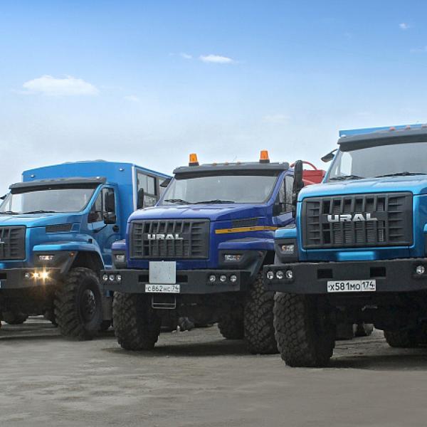 Автозавод «Урал» проведет презентацию техники в регионах Урала и Западной Сибири - TexUral - Запчасти для автомобилей Урал