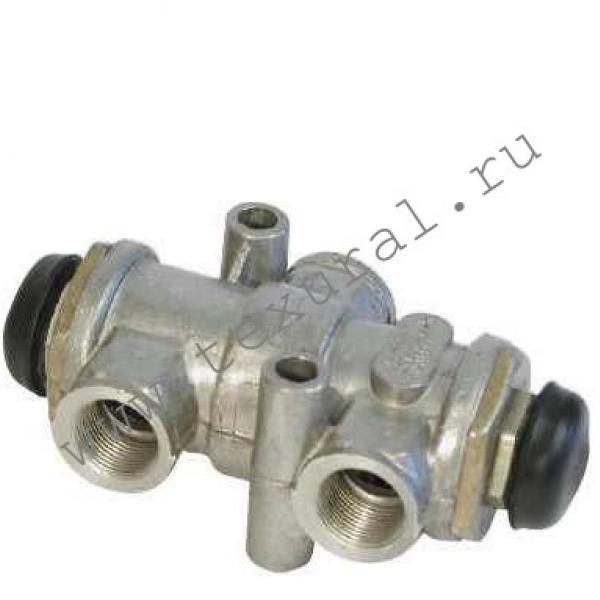 Клапан защитный двойной-TexUral