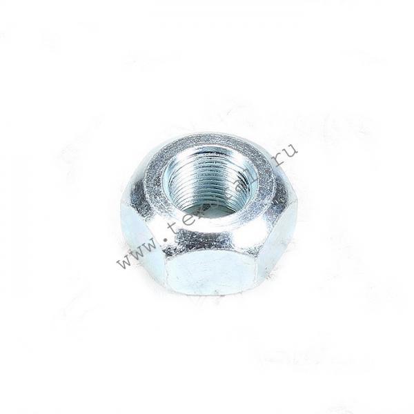 Гайка шпильки колеса наружняя левая (М20*1,5)-TexUral