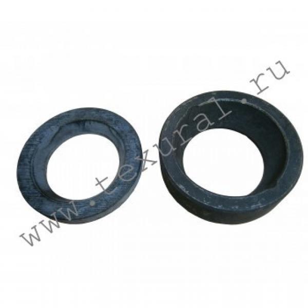 Комплект вкладышей рулевого наконечника (стальные) (АЗ УРАЛ)-TexUral