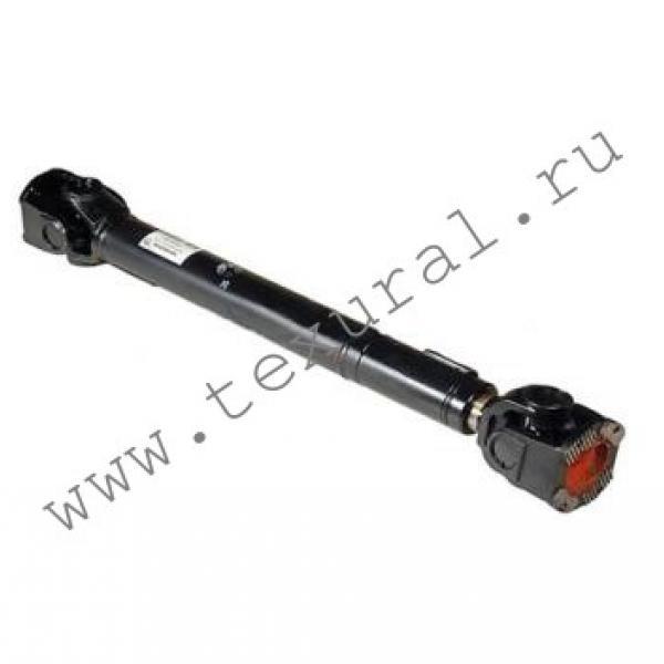 Вал карданный переднего моста (торцевые шлицы) L=1460мм-TexUral