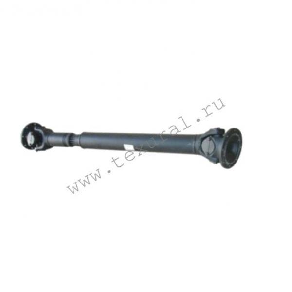 Вал карданный заднего моста (L=1292 мм) УРАЛ-32552, 43206 (фланец 8 отверстий)-TexUral