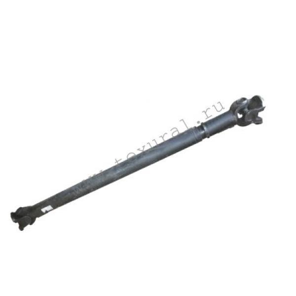 Вал карданный заднего моста Урал-43206 (торцевые шлицы) L=2030мм-TexUral
